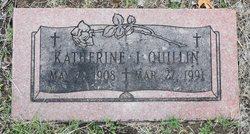Laura Catherine Katherine <i>Juraschek</i> Quillin