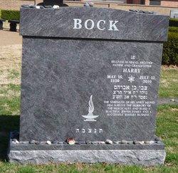 Harry Bock
