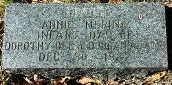 Annie Merine Adams