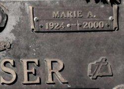 Marie A. <i>Rodgers</i> Bowser