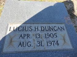 Lucius Hinton Duncan