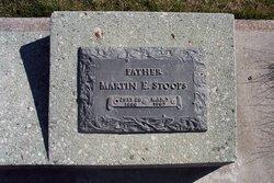 Martin Elmer Stoops