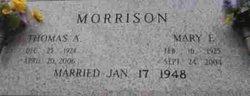 Thomas Andrew Morrison