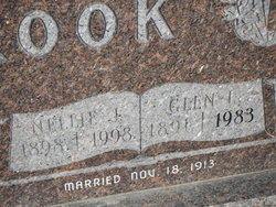 Nellie Jewell <i>Alexander</i> Lashbrook