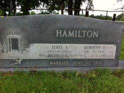 Dorothy <i>Cassidy</i> Hamilton