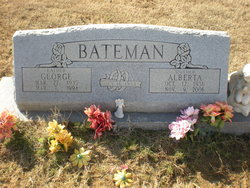 Alberta A. <i>Mears</i> Bateman