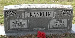 Keen Franklin