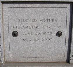 Filomena <i>Romano</i> Staffa