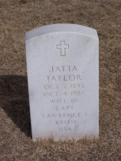 Jatta Taylor Keith