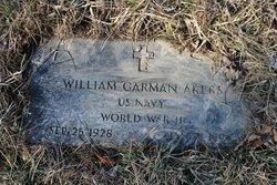 William Garman Sonny Akers