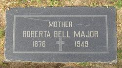 Roberta Bell <i>Welsh</i> Major