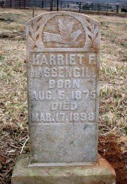 Harriet F. <i>Manley</i> Massengill