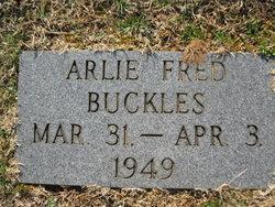 Arlie Fred Buckles