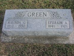 Ephraim A. Green