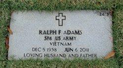Ralph F. Adams