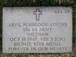 Arvil Pembrook Adkins