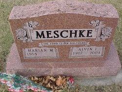 Alvin E Meschke