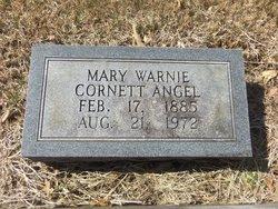 Mary Warnie <i>Cornett</i> Angel