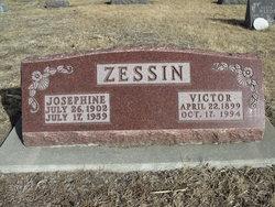 Josephine Ida <i>Stuckwisch</i> Zessin