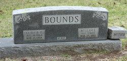 Beulah Lee <i>Williams</i> Bounds