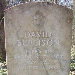 David Franklin Burleson, Sr