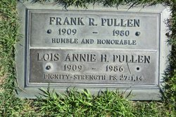Lois Annie <i>Hayes</i> Pullen