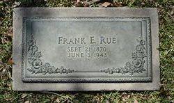 Frank E. Rue