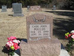 Cade John Poulos