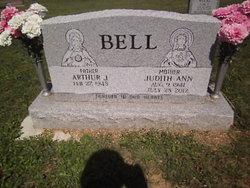 Judith Ann Judy <i>Webb</i> Bell