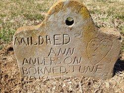 Mildred Ann Anderson