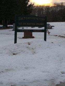 Idetown Cemetery