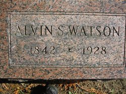 Alvin S Watson