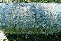 Myrtle J. Myrtie <i>Rainey</i> Jewell