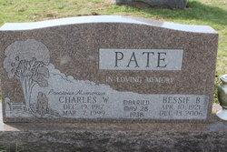 Bessie B. <i>Blake</i> Pate