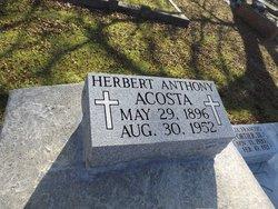 Herbert Anthony Acosta