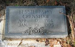 Bessie Patsy Crenshaw