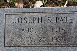 Joseph S. Pate