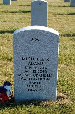 Michelle K Adams