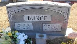 Clarence Eldridge Bunce