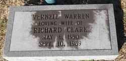 Vernell <i>Warren</i> Clark