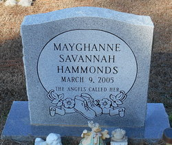 Mayghanne Savannah Hammonds