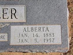 Alberta Lucinda Bertie <i>Smith</i> Fowler