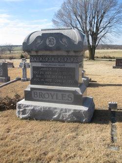 Mallissie Dee <i>Jones</i> Broyles