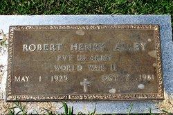 Robert Henry Alley