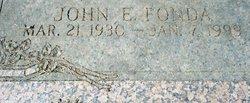 John Edward Fonda