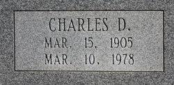 Charlie Dewey Capps