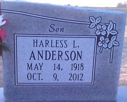 Harless L. Anderson