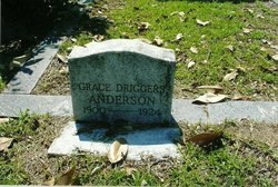 Grace <i>Driggers</i> Anderson