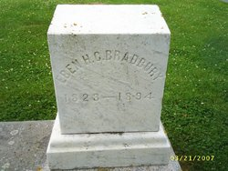 Eben Hill Cole Bradbury