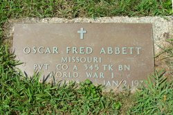 Oscar Frederick Abbet